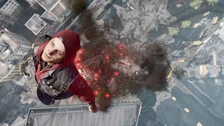 inFAMOUS: Second Son Highest Orbital Drop