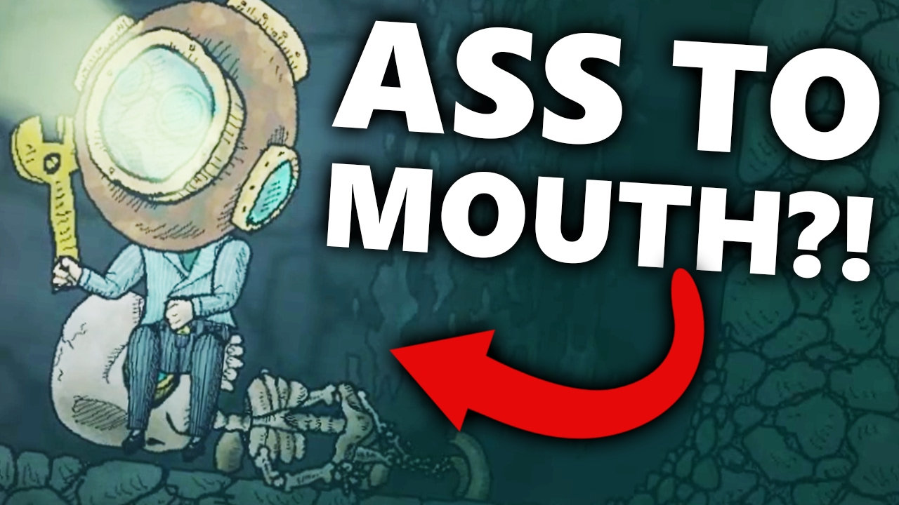 ass to mouth revival?!?! | we need to go deeper #1 - youtube