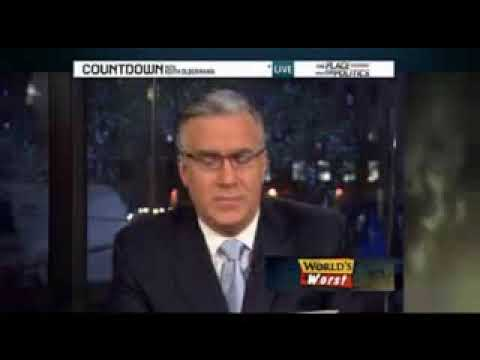 KEITH OLBERMANN-RUPERT MURDOCH SUBTLY HINTS FOX FIXED NEWS...... WELL, IS FIXED
