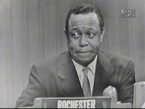 What's My Line? - Eddie Anderson (Nov 23, 1952)