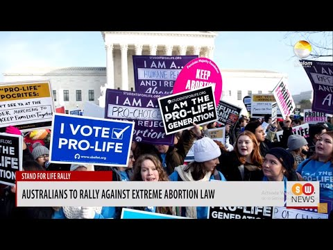 Australians to rally against extreme abortion bill | SW News | 52