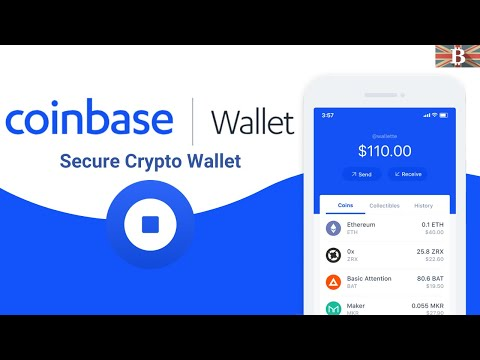 Coinbase Wallet Review \u0026 Tutorial 2021: Securely Store Crypto Assets