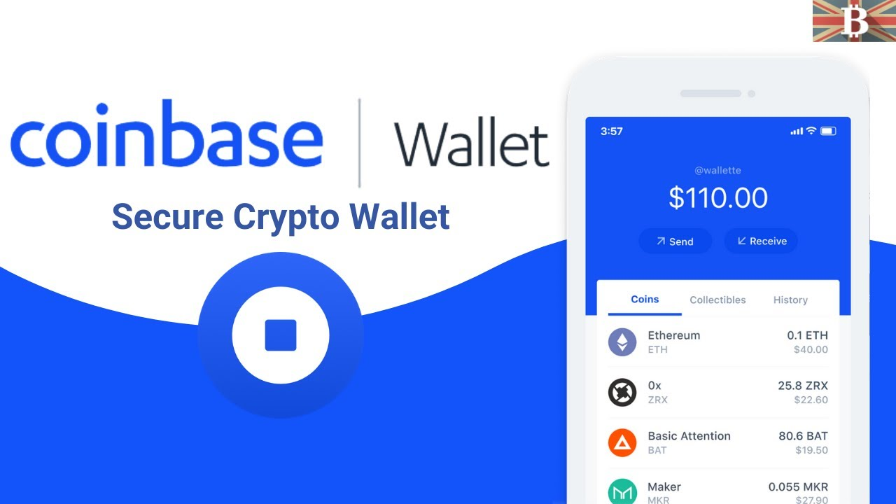 Coinbase Wallet Review Tutorial 2021 Securely Store Crypto Assets Youtube