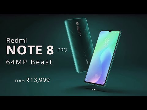 Redmi Note 8 Pro OFFICIAL | Redmi Note 8 Pro Price, Specifications, Release Date