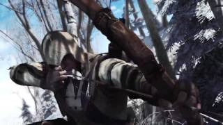 Assassin's Creed 3 -  Tрейлер