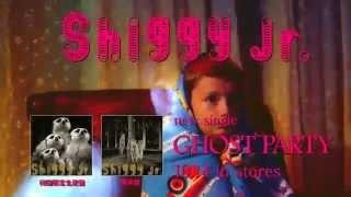 """ポップでポップなバンド"""" Shiggy Jr. 2nd single「GHOST PARTY」 2015.1..."""