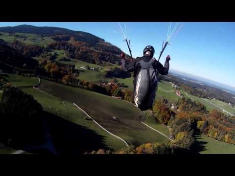 Basteltag - oder wohin mit der Kamera beim Gleitschirmfliegen?