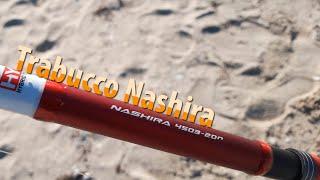 Удилище для ловли пеленгаса Trabucco Nashira Extrema Surf 4 5м 200гр