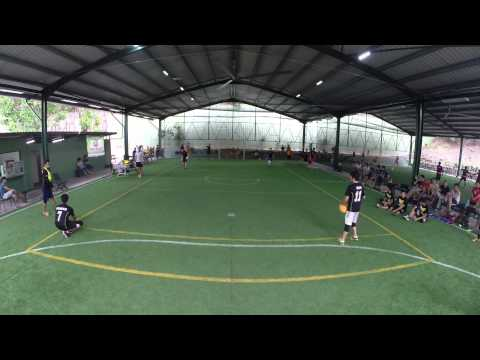 National Dodgeball League 2014: Match 99 - Titans vs Zelts Game 7/11 (Male)
