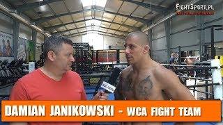 Damian Janikowski o przygotowaniach do KSW 45: