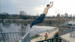Parkour and Freerunning 2013 - We Will Carry On