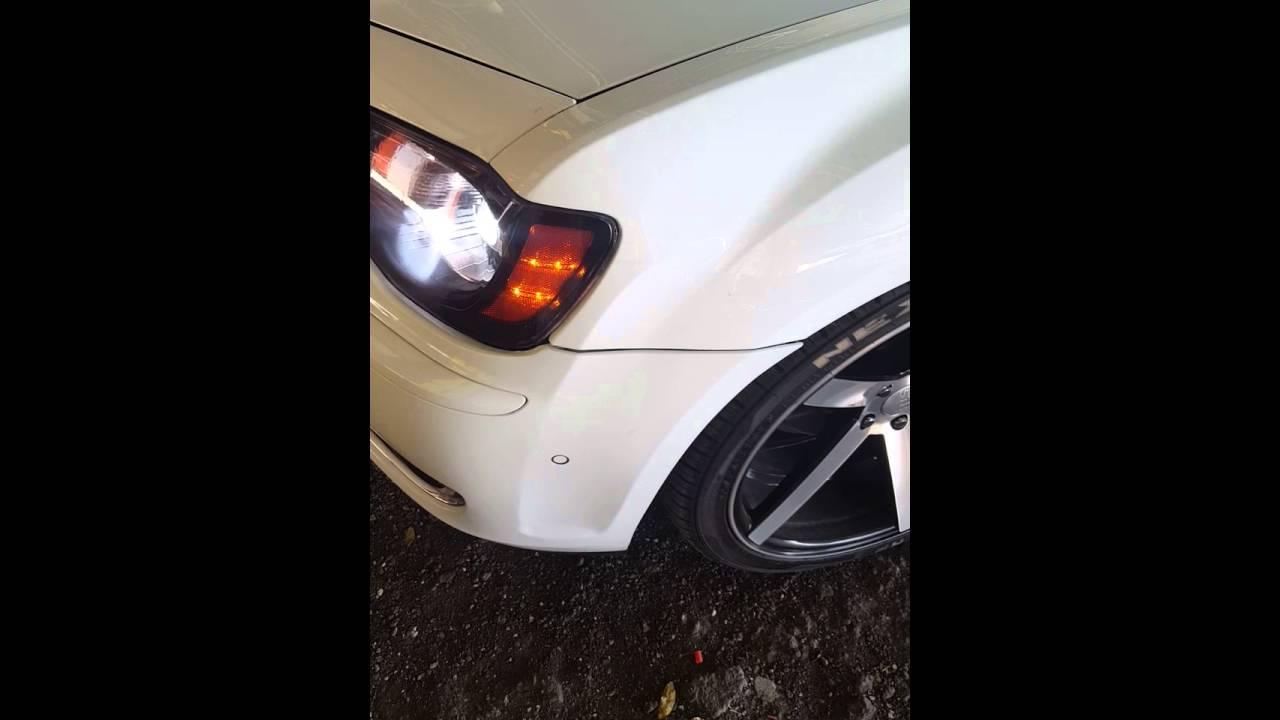 2017 Chrysler 300s Headlights Flickering