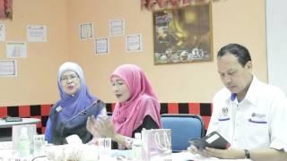amanat Pengarah Jabatan Pendidikan Negeri Kedah Dato Azuyah Hasan
