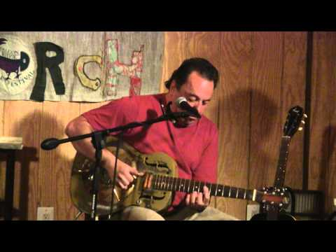 Richard Ray Farrell at The Front Porch (11-4-11) : Lonesome Road Blues