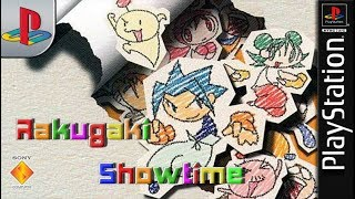 Longplay of Rakugaki Showtime