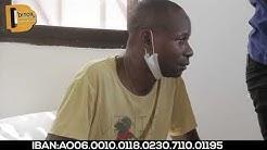 Entrega de Cesta Básica ao Kudurista: Sebem Man Sibas (Kuduro Estado de Emergência)