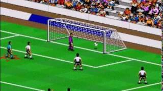 FIFA International Soccer(SNES) Gameplay