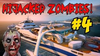 ★ BLACK OPS 2 HIJACKED ZOMBIES! [4] ★ RAY GUN MK3 Please? (CoD Custom Zombies Map/Mod)