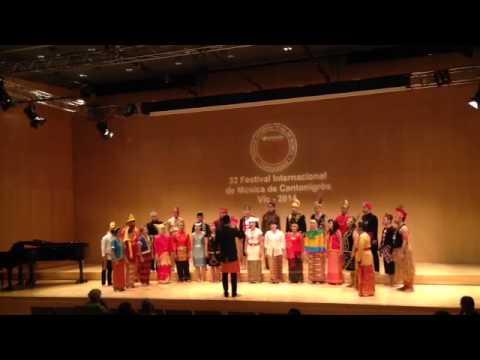 Soleram, Josu Elberdin (The archipielago Singers)