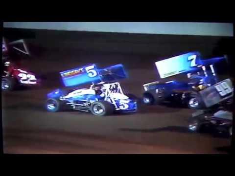 San Jose Speedway July 2, 1988