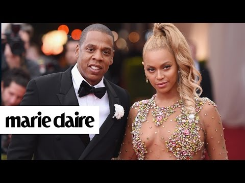 Beyoncé and Jay Z Wear Matching Outfits to Movie Premiere and More News | Marie Claire
