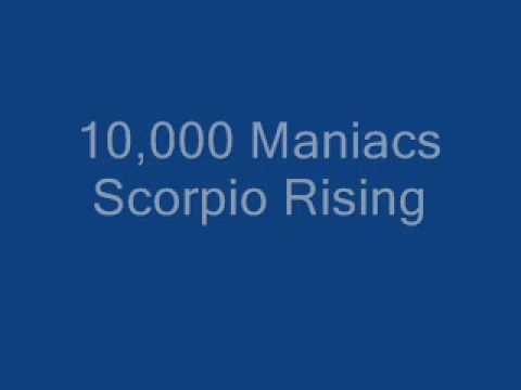 Scorpio Rising and My Mother the War