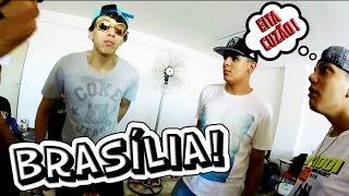 Brasília Com Youtubers ( Cocielo, Igão, Terrorbionic, Neco E Mt Mais)