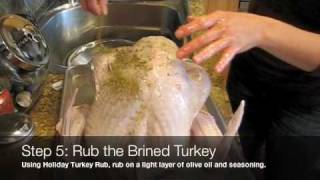 How To Grill A Turkey Using A Grill Friends Turkey Stand Sitter