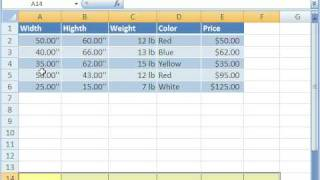 Excel Magic Trick 328: VLOOKUP Without 1st Column