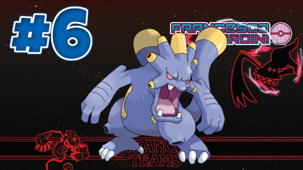 Si c'è EXPLOUD! - STRANGER TEAMS #pokémon ⚔️🛡️#6
