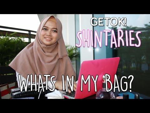 Shintaries Kena Geledah?! [Getok! - What's In My Bag?]