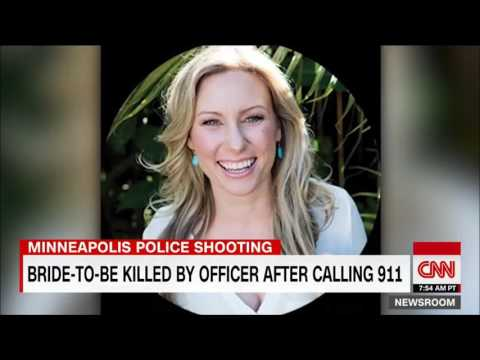 Australian White Woman Fatally Shot By Minneapolis Police Somali Cop