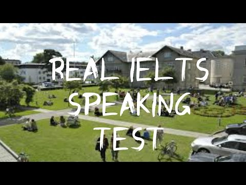 Describe a piece of useful Technology| Real IELTS Speaking Test