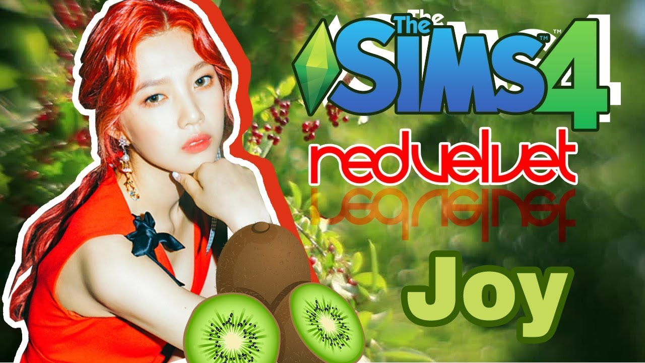 3e2aa46ccc0 The Sims 4] Create A Sim   #7 Joy Red Velvet ❤ (+CC links download ...