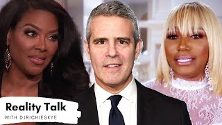 NENE Leakes & ANDY Cohen SET KENYA Moore Straight About NENE'S Absence On RHOA, Cookie Lady EXPOSED