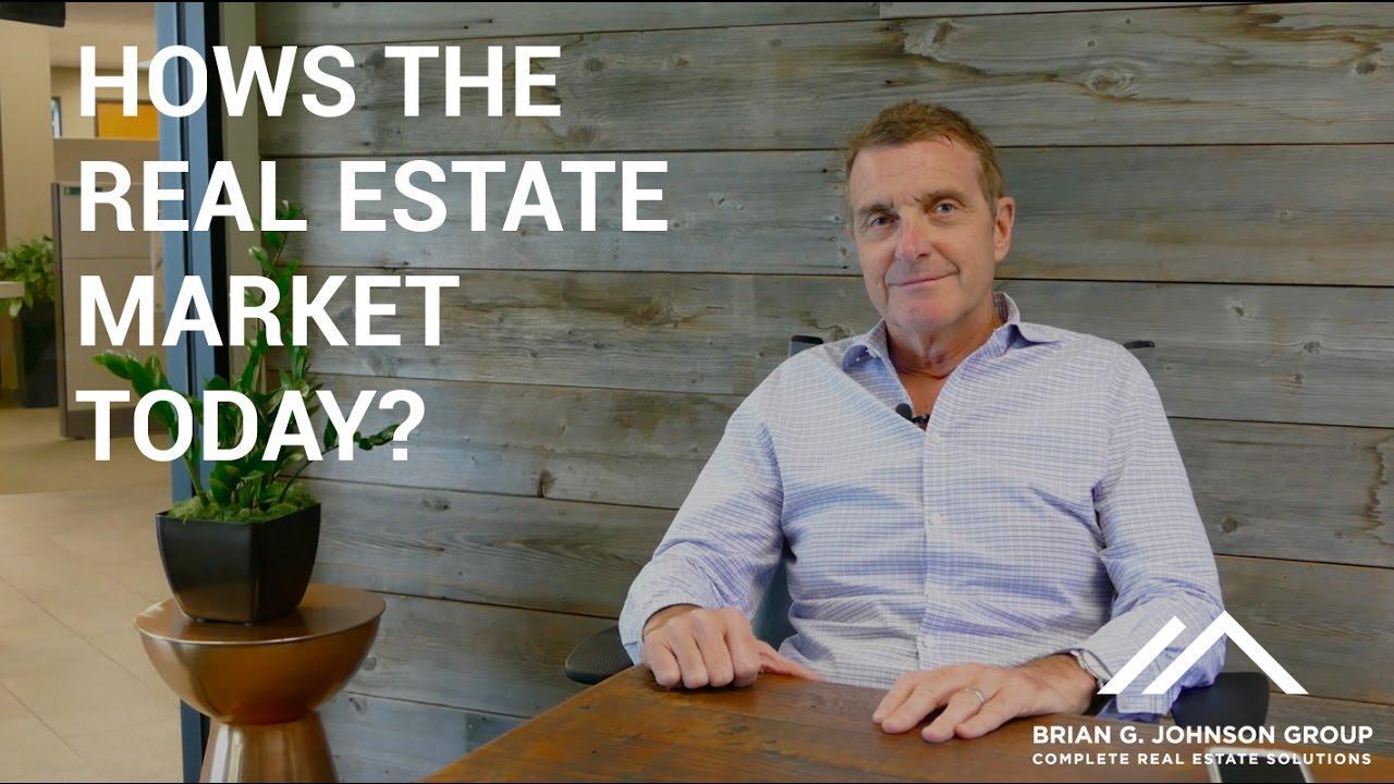 the california real estate market 2016 youtube