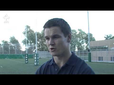 Irish Rugby TV: Jonathan Sexton