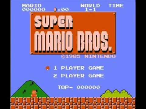 Super Mario Bros Theme (mp3)