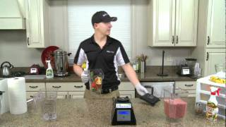 Full Blendtec demonstration southeast region