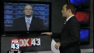 Adam Bold on Fox 43 in Harrisburg, PA