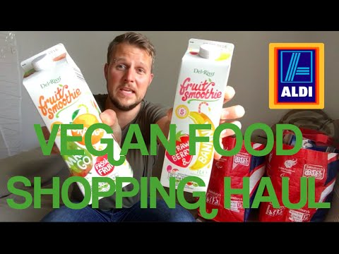 Vegan Food Shopping / Food Haul / Grocery Haul 2016 (tEDV 87)