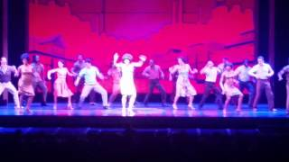 """Dancin In The Street"" MOTOWN Broadway Final Performance 01/2015"