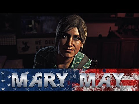 Far Cry 5 - The Story of Mary May // All Scenes