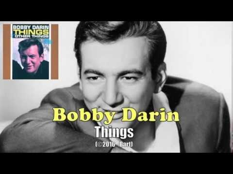 Bobby Darin - Things (Karaoke)