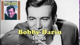 Bobby Darin - Things (Karaoke)