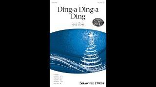Ding-a Ding-a Ding (TB Choir) - Arranged by Greg Gilpin