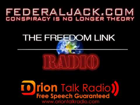 Freedom Link Radio (08/23/2011) Guest: Popeye of FederalJack & Down The Rabbit Hole