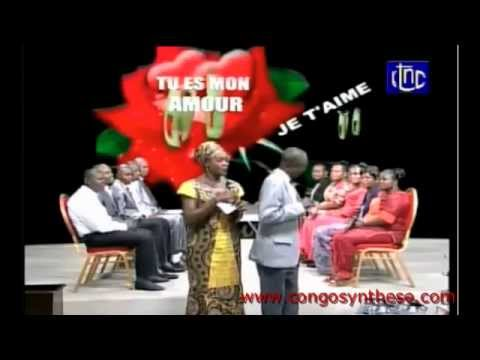 Libala Bosembo: Emission ya ba couple.