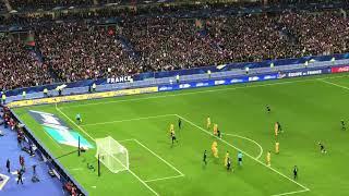 Пеналти у ворота Молдовы Франция Молдова Групповой этап Гол Жиру Goal Giroud Olivier