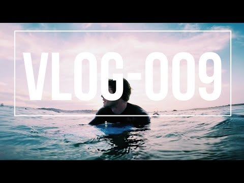 Shooting w. Sam Evans - VLOG9